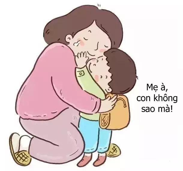 Bộ tranh cho thấy các mẹ nghĩ rằng mình yêu con nhất, nhưng không ngờ rằng bé còn yêu mẹ nhiều hơn thế - Ảnh 1.