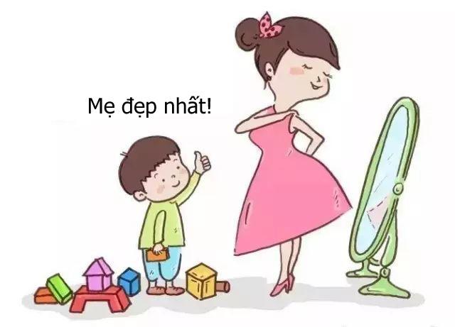 Bộ tranh cho thấy các mẹ nghĩ rằng mình yêu con nhất, nhưng không ngờ rằng bé còn yêu mẹ nhiều hơn thế - Ảnh 6.