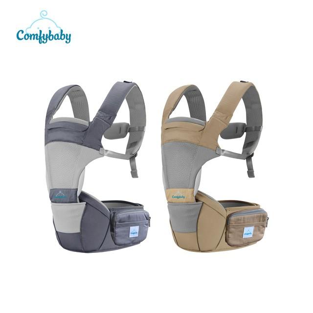 Địu ngồi 4 tư thế Comfybaby – chiếc địu ngồi 4 tư thế chuẩn hàng đầu cho bé - Ảnh 2.