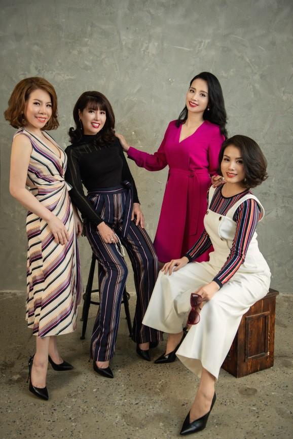 Gout thời trang đẳng cấp của những nữ doanh nhân tài sắc vẹn toàn - Ảnh 1.