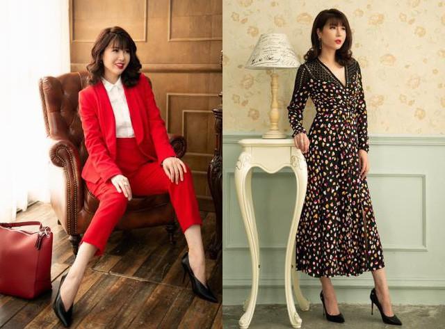 Gout thời trang đẳng cấp của những nữ doanh nhân tài sắc vẹn toàn - Ảnh 2.