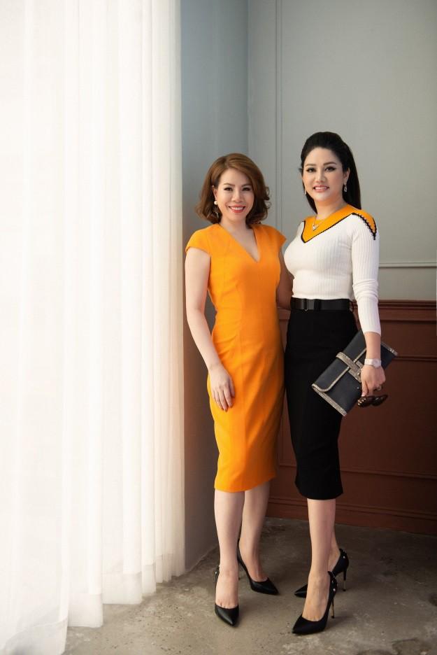 Gout thời trang đẳng cấp của những nữ doanh nhân tài sắc vẹn toàn - Ảnh 5.