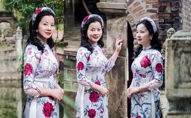 Á hậu Huyền My đi Hàn Quốc công tác, khoe ảnh xinh nhưng tất cả dồn chú ý vào nhan sắc người mẹ U50 - Ảnh 7.