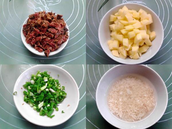 Dùng nồi cơm điện, tôi nấu duy nhất 1 món cơm vừa ngon vừa nhanh cho bữa tối - Ảnh 1.