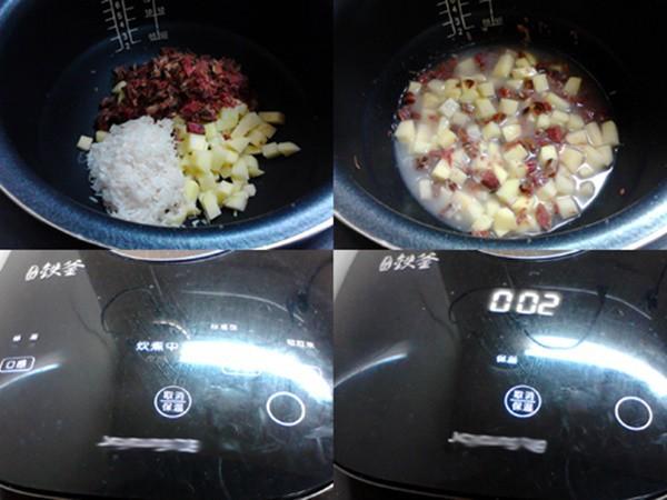 Dùng nồi cơm điện, tôi nấu duy nhất 1 món cơm vừa ngon vừa nhanh cho bữa tối - Ảnh 2.
