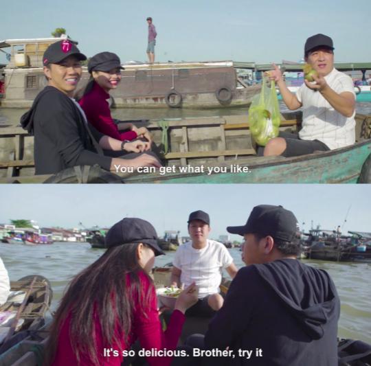 """Mặc Lê Lộc """"lạc trôi"""", Anh Đức rủ Trường Giang đi nấu cá lóc ăn ngon lành - Ảnh 2."""