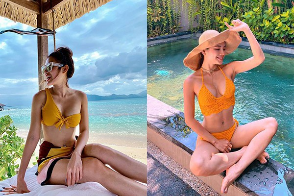Đánh bại Ngọc Trinh, đây mới là nữ hoàng bikini mới của showbiz Việt - Ảnh 7.
