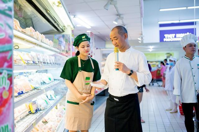 Bí quyết nấu ăn ngọt lành từ Đầu bếp Phạm Tuấn Hải gây ấn tượng mạnh với bà nội trợ Việt - Ảnh 4.