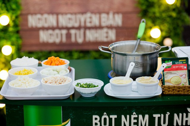 Bí quyết nấu ăn ngọt lành từ Đầu bếp Phạm Tuấn Hải gây ấn tượng mạnh với bà nội trợ Việt - Ảnh 5.