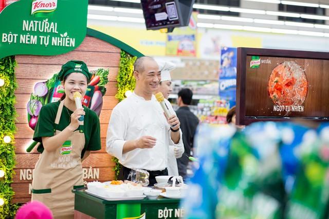 Bí quyết nấu ăn ngọt lành từ Đầu bếp Phạm Tuấn Hải gây ấn tượng mạnh với bà nội trợ Việt - Ảnh 6.