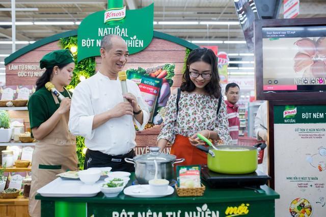 Bí quyết nấu ăn ngọt lành từ Đầu bếp Phạm Tuấn Hải gây ấn tượng mạnh với bà nội trợ Việt - Ảnh 8.