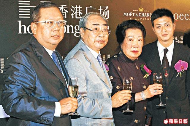 Gia tộc phong lưu nhất Hong Kong: Anh hẹn hò thiếu nữ đáng tuổi cháu, em chuyên săn minh tinh - Ảnh 1.