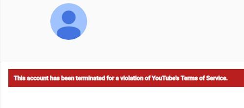 Sau khi bị công an bắt, kênh Youtube kiếm hàng trăm triệu/tháng của Khá Bảnh đã bị xóa - Ảnh 2.