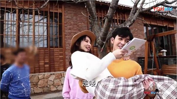 Fan sướng rơn vì Đông Cung đột ngột tung cảnh quay ngoại truyện, Trần Tinh Húc - Bành Tiểu Nhiễm tình bể bình  - Ảnh 6.