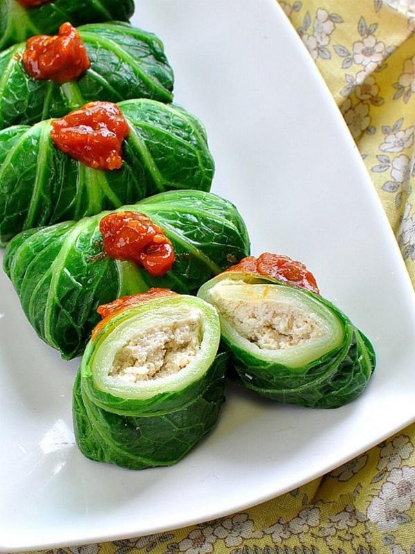 Có món rau cuộn ngon lành này, bữa tối ăn no cỡ nào cũng không thể tăng cân - Ảnh 4.