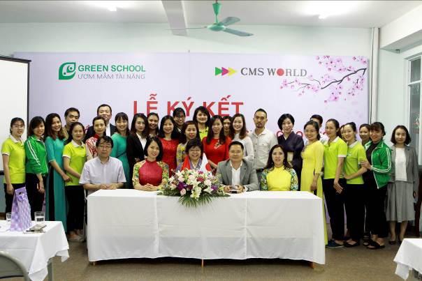Lễ ký kết hợp đồng chuyển giao phương pháp giáo dục Nhật Bản - Hiroko Method tại Greenschool - Ảnh 4.