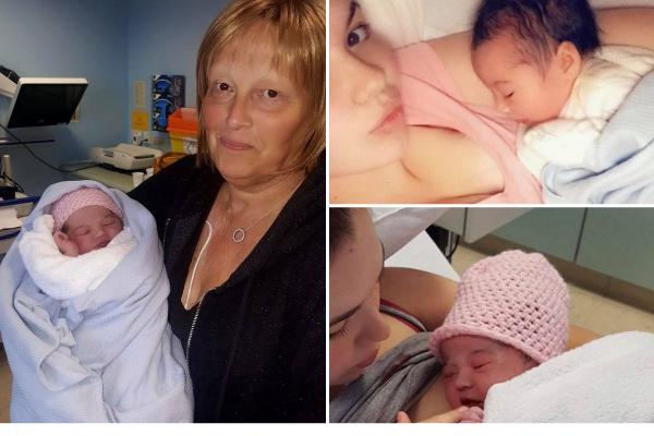 Cô gái 19 tuổi sinh con khẩn cấp chỉ 45 phút sau khi biết mình mang bầu - Ảnh 3.
