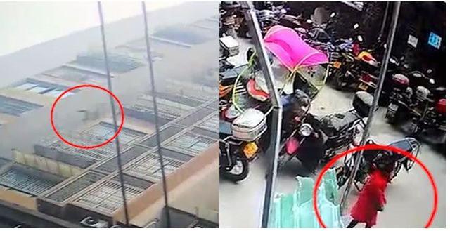 Bé gái 6 tuổi vô tình ngã từ tầng 26 vẫn đi lại bình thường, cư dân mạng hốt hoảng thốt lên: Phước lớn mạng lớn là có thật - Ảnh 2.