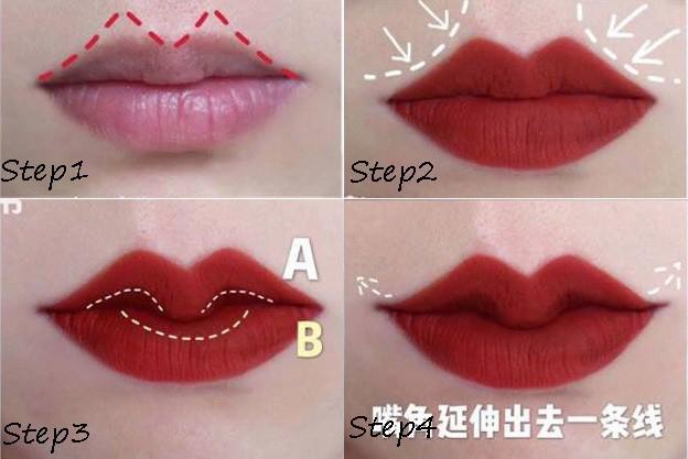 """Để có """"môi cười"""" vừa xinh lại vừa tươi, đây chính là cách mà con gái Trung Quốc áp dụng - Ảnh 2."""