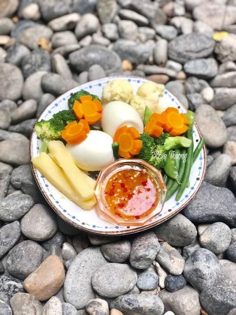 2 cách ăn rau củ luộc, cách nào cũng ngon mười phân vẹn mười - Ảnh 3.