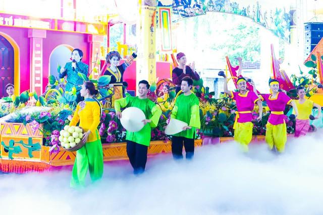 Mùng 10 tháng ba: Nhớ về nguồn cội với lễ hội giỗ Tổ Hùng Vương tại Suối Tiên - Ảnh 2.