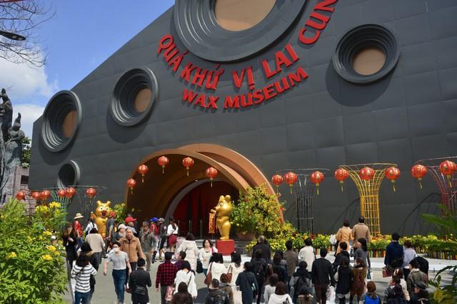 Mùng 10 tháng ba: Nhớ về nguồn cội với lễ hội giỗ Tổ Hùng Vương tại Suối Tiên - Ảnh 5.
