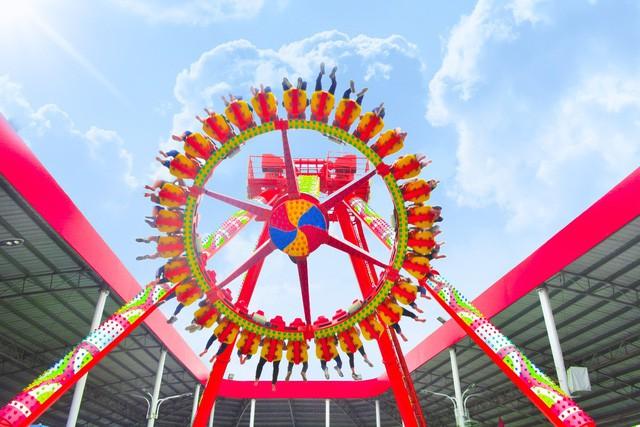 Mùng 10 tháng ba: Nhớ về nguồn cội với lễ hội giỗ Tổ Hùng Vương tại Suối Tiên - Ảnh 8.