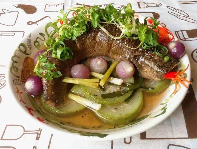 Bữa tối nói không với dầu mỡ vì đã có món cá hấp ngọt thơm ngon xuất sắc - Ảnh 5.
