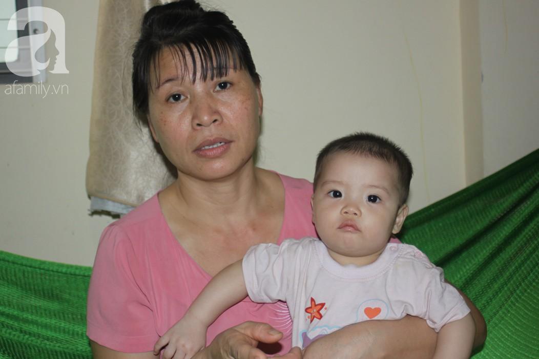 Xót cảnh bố mẹ trẻ tật nguyền đi làm thuê, gom góp tiền níu giữ mạng sống từng ngày cho con gái 9 tháng tuổi - Ảnh 11.