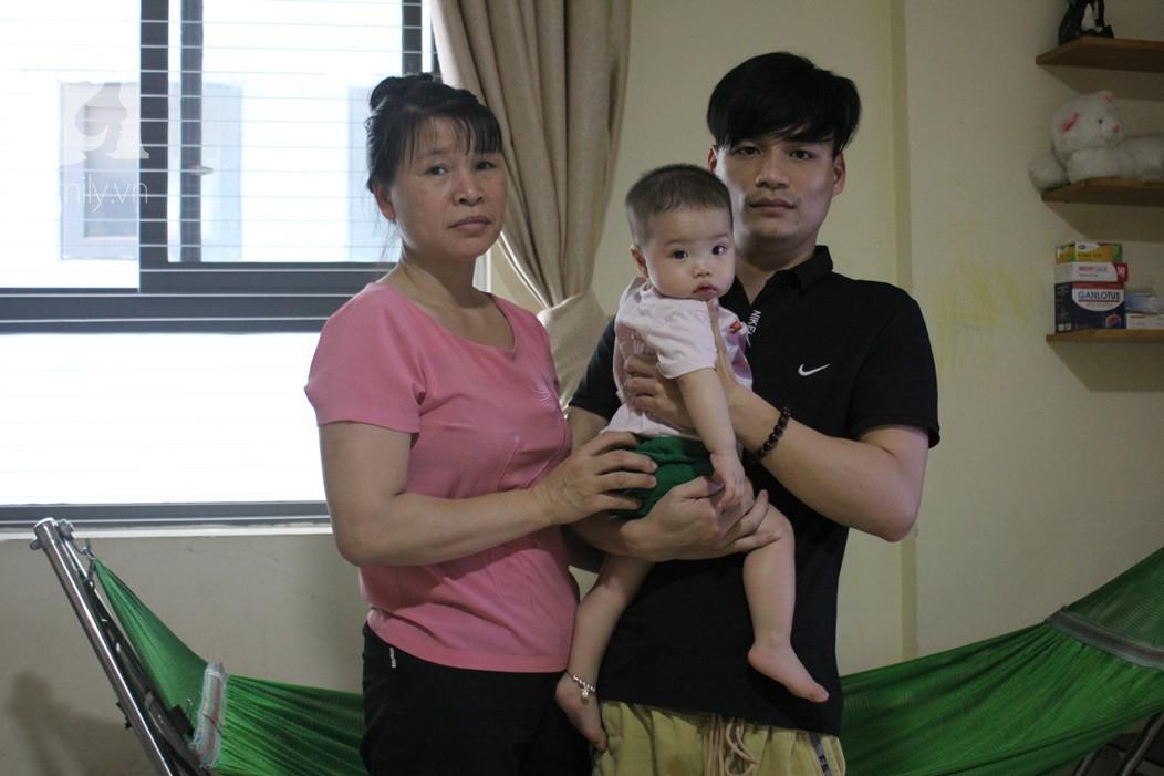 Xót cảnh bố mẹ trẻ tật nguyền đi làm thuê, gom góp tiền níu giữ mạng sống từng ngày cho con gái 9 tháng tuổi - Ảnh 10.