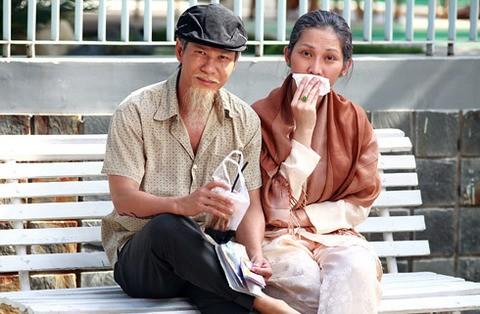 8 năm sau ngày đóng Trọn đời bên em, Kim Hiền phản ứng bất ngờ khi gặp vợ chồng Lý Hải - Minh Hà  - Ảnh 3.