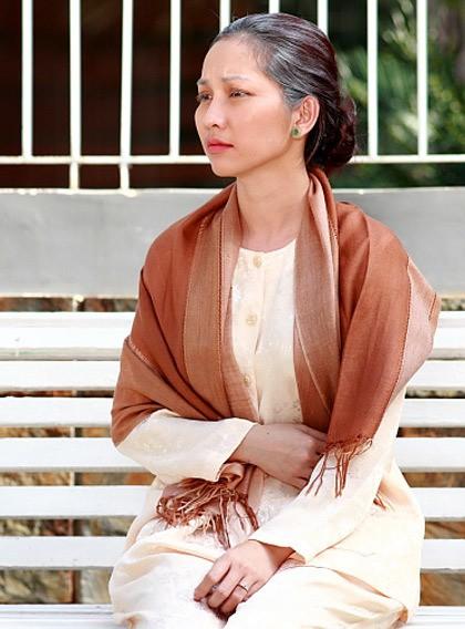 8 năm sau ngày đóng Trọn đời bên em, Kim Hiền phản ứng bất ngờ khi gặp vợ chồng Lý Hải - Minh Hà  - Ảnh 4.