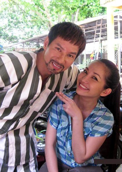 8 năm sau ngày đóng Trọn đời bên em, Kim Hiền phản ứng bất ngờ khi gặp vợ chồng Lý Hải - Minh Hà  - Ảnh 6.