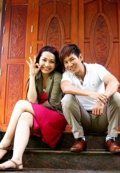 8 năm sau ngày đóng Trọn đời bên em, Kim Hiền phản ứng bất ngờ khi gặp vợ chồng Lý Hải - Minh Hà  - Ảnh 7.
