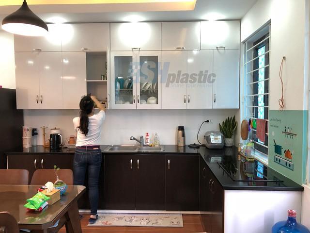 Nội thất nhựa Đài Loan - xu hướng mới cho gia đình Việt - Ảnh 3.