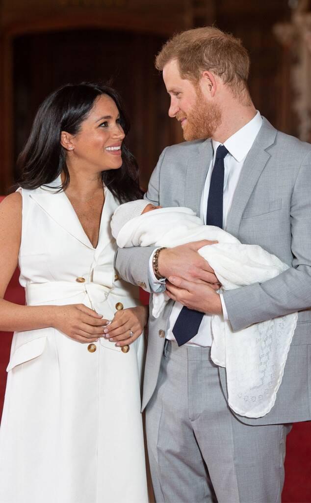 Hoàng tử bé George không hài lòng với tên em bé nhà Meghan, người hâm mộ thì chê tầm thường vì lý do này - Ảnh 1.