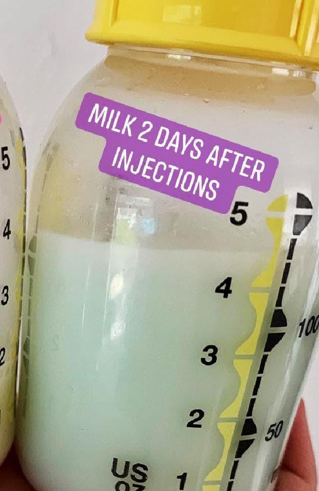 Bức ảnh về sự thay đổi màu sắc trong sữa mẹ và sự thật đằng sau khiến các mẹ trầm trồ  - Ảnh 3.
