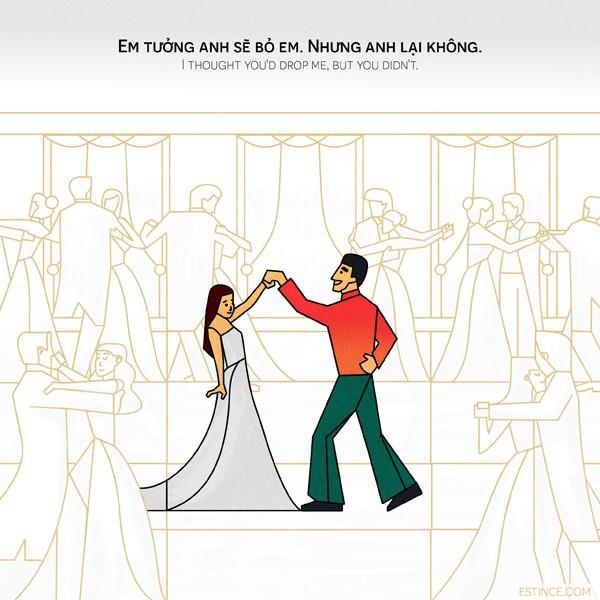 Nhưng anh lại không  - câu chuyện về người chồng yêu chiều vợ mọi điều, trừ việc trở về sau chiến tranh gây xúc động - Ảnh 12.