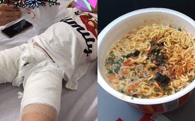 Từ trường hợp em bé bị bỏng vì ăn mì trên máy bay, lưu ý các món tuyệt đối không ăn khi cho trẻ đi du lịch - Ảnh 2.