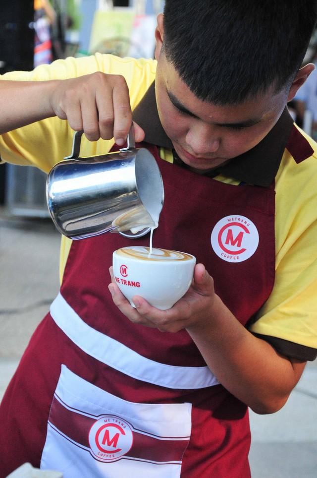 Tìm ra quán quân pha chế cà phê của Cup Mê Trang 2019 - Ảnh 3.