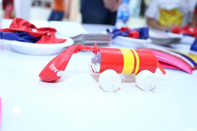 Trẻ em Việt tham dự chế tạo xe theo thí nghiệm khoa học của NASA - Ảnh 3.