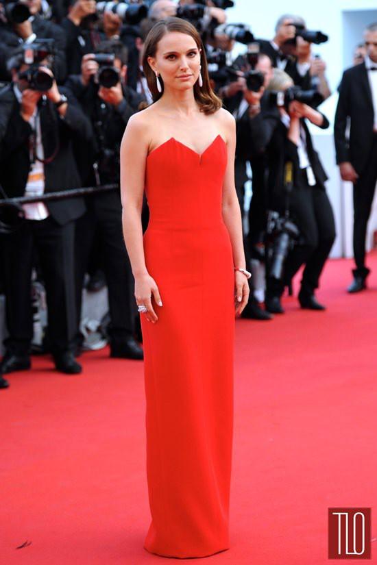 Những bộ đầm đỏ đẹp nhất qua các mùa Cannes: Phạm Băng Băng với xưng danh nữ hoàng thảm đỏ nhưng vẫn thua hẳn Lý Nhã Kỳ - Ảnh 5.