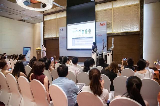 Chuyên gia thẩm mỹ công nghệ cao Hàn Quốc lần đầu chia sẻ phác đồ điều trị nám tại Việt Nam - Ảnh 1.