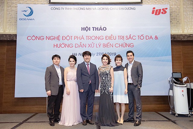 Chuyên gia thẩm mỹ công nghệ cao Hàn Quốc lần đầu chia sẻ phác đồ điều trị nám tại Việt Nam - Ảnh 5.