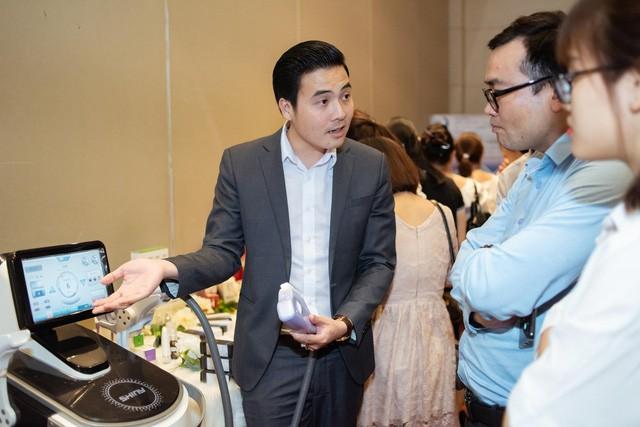 Chuyên gia thẩm mỹ công nghệ cao Hàn Quốc lần đầu chia sẻ phác đồ điều trị nám tại Việt Nam - Ảnh 3.