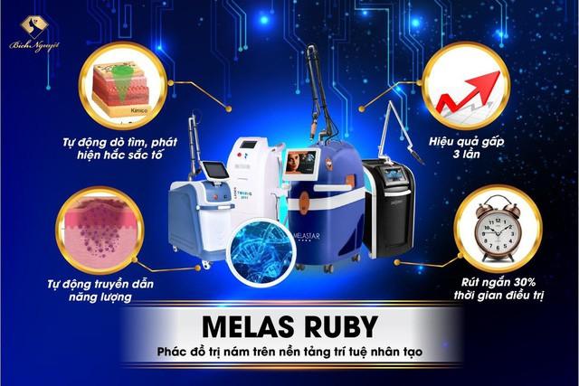 """Hàng nghìn khách hàng trị nám thành công với """"phác đồ Melas Ruby"""" - Ảnh 4."""