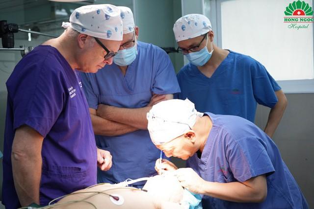 12 giờ phẫu thuật quên ăn của các bác sĩ Facing the World - Ảnh 5.