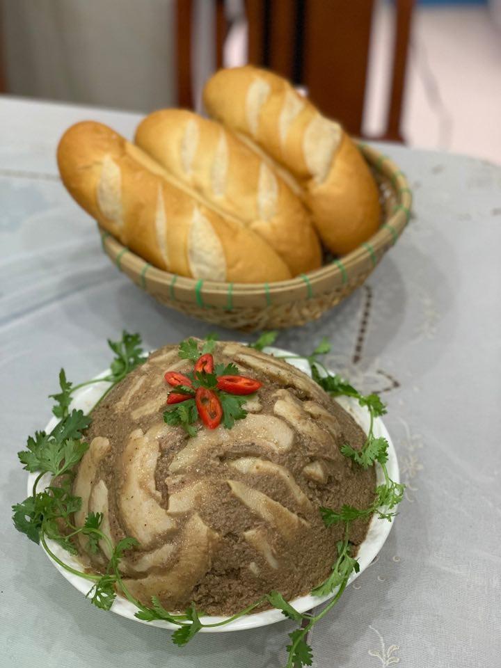 Cách làm món pate Hải Phòng ngon