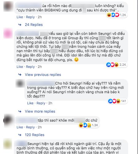 Nóng: Seungri vui vẻ đi tập gym sau khi tòa án hủy lệnh bắt, công chúng Hàn và quốc tế phẫn nộ, fan Việt vẫn bênh - Ảnh 9.