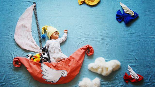 """Từ khi có con, bố mẹ trở thành nhiếp ảnh gia """"chất lừ"""" - Ảnh 3."""